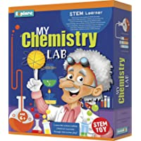 Explore.. | STEM Learner | My Chemistry Lab (Learning & Educational DIY Activity Toy Kit, for Ages 6+ of Boys and Girls)