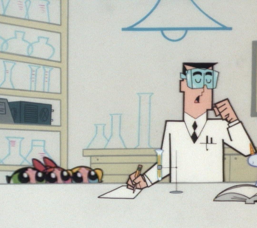 パワーパフガールズ Qhd 1080 960 バターカップ ブロッサム バブルス ユートニウム博士 アニメ スマホ用画像
