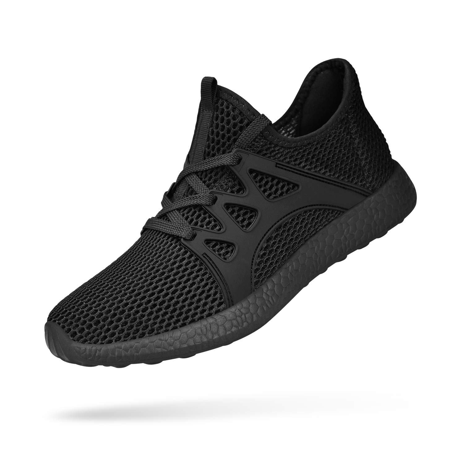 domirica Mens Sneakers Lightweight Breathable Running Shoes