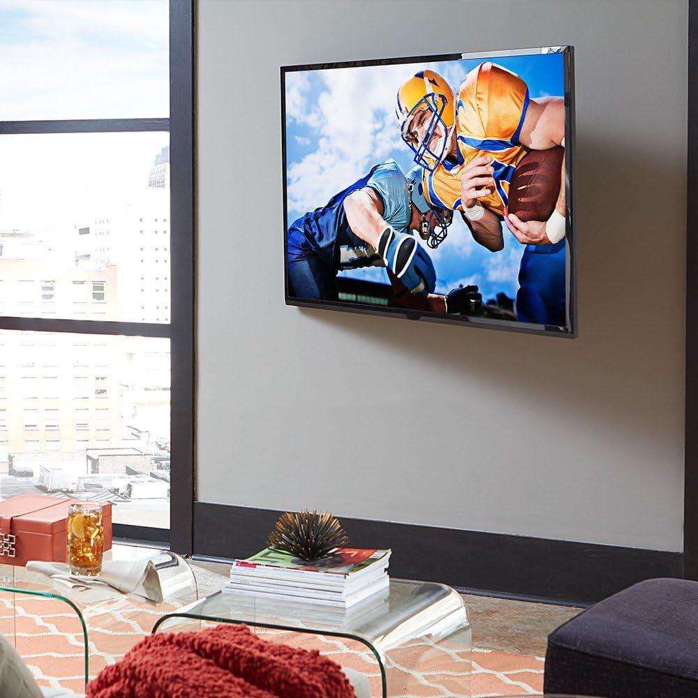 Soporte de montaje en pared para TV articulada Full Motion de ...
