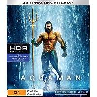 Aquaman (4K Ultra HD)