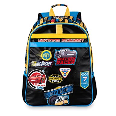 9d4018800d Image Unavailable. Image not available for. Color  Disney Cars 3 Backpack