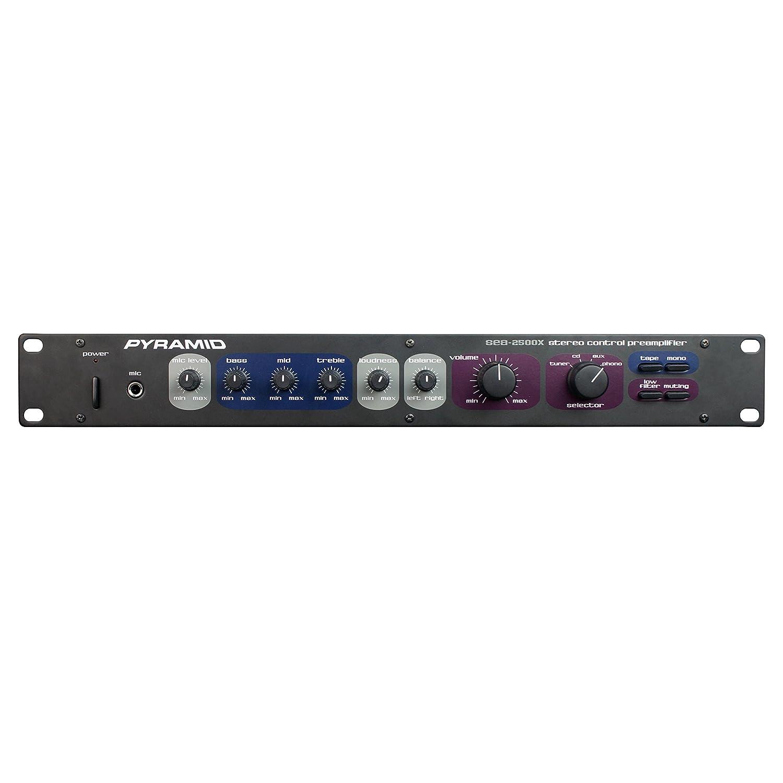 Pyramid  PR2500/SEA2500X Professional Home Studio Pre-Amplifier Sound Around
