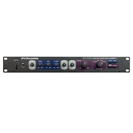 Mono Stereo Preamplifier Home Audio - Rack Mount Preamp For Turntable  Phono, Tape Record/Player To Amplifiers/Sound Systems - Stereo Pre Amp W/