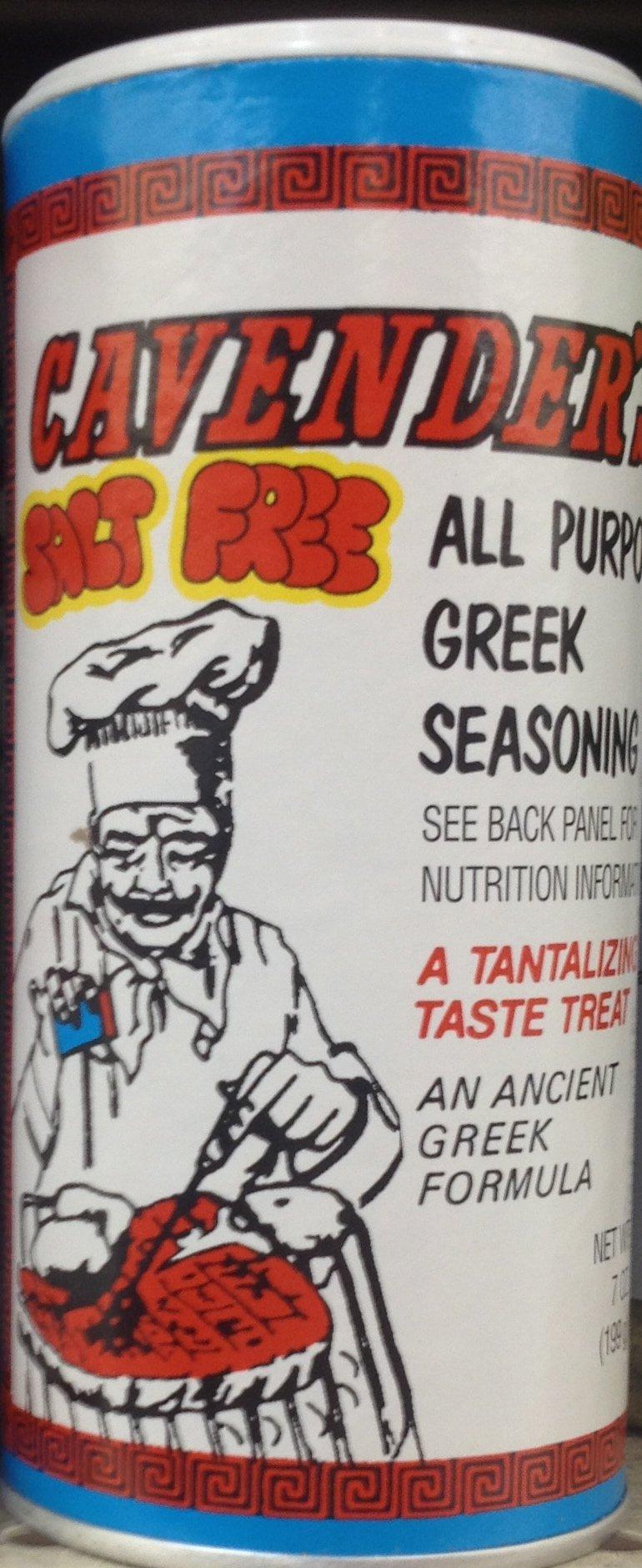 Cavenders Ssnng Greek Salt Free