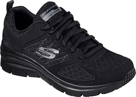 Fashion Fit Not Afraid Skechers Memory Foam Scarpe ...