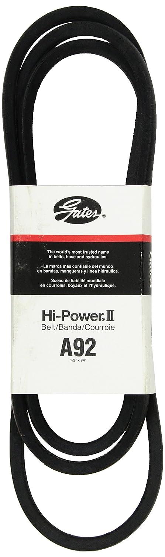 Gates A92 Hi-Power Belt