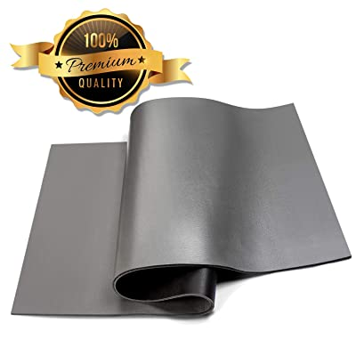 Second Skin Luxury Liner Pro - Mass Loaded Vinyl Soundproofing for Cars, MLV Sound Barrier with Closed Cell Foam (1 Sheet): Automotive