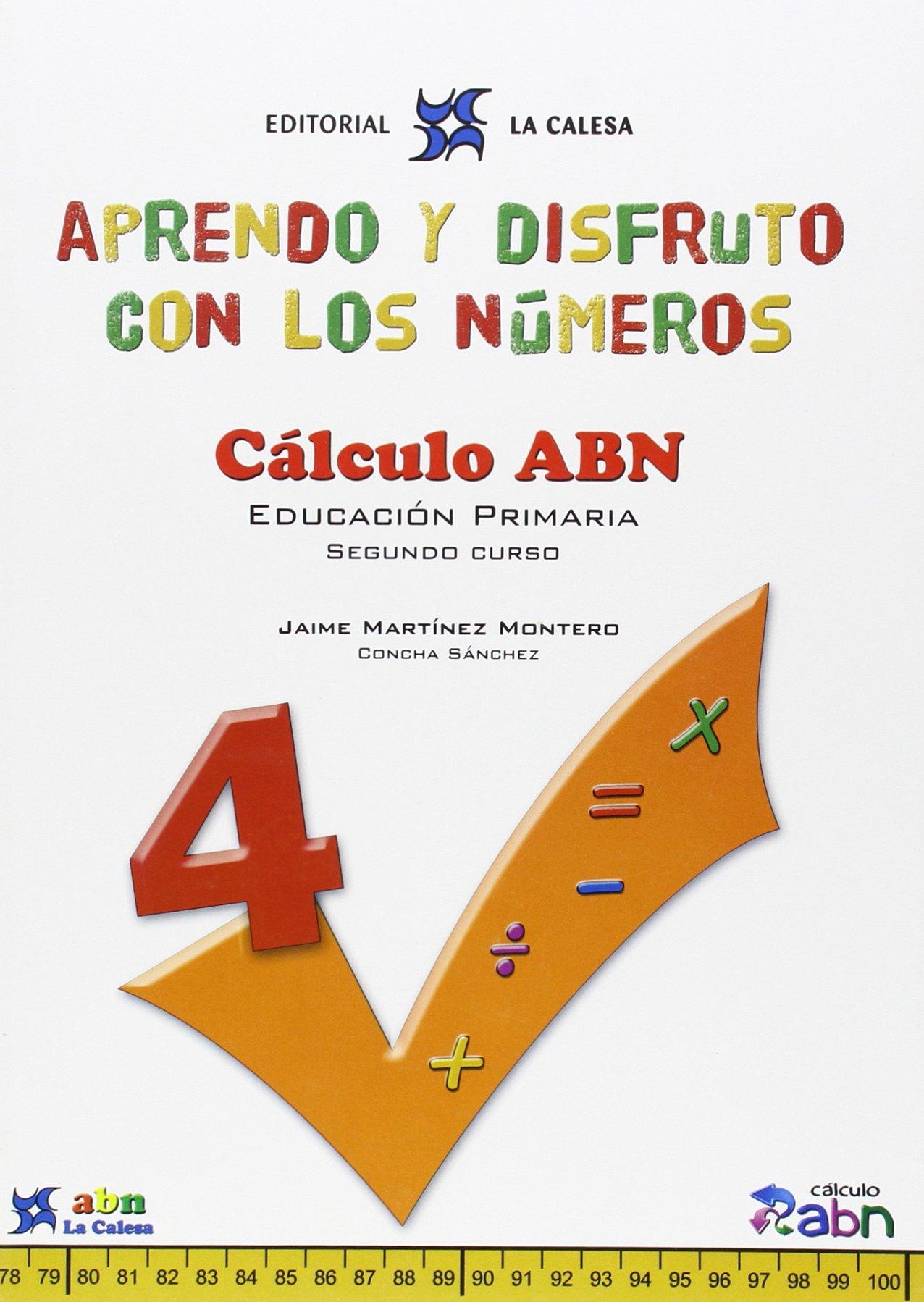 Download APRENDO Y DISFRUTO CON LOS NUMEROS 4 C.ABN 15 VICMAT29EP PDF