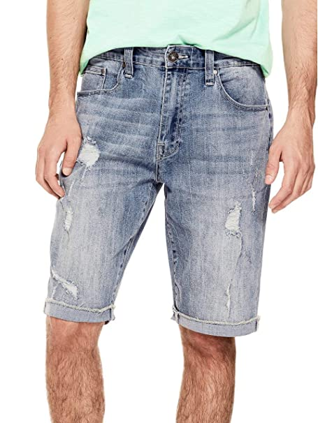 Amazon.com: GUESS Factory Larken - Pantalones vaqueros para ...