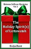 The Holiday Spirit(s) of Lottawatah (Brianna Sullivan Mysteries Book 3)