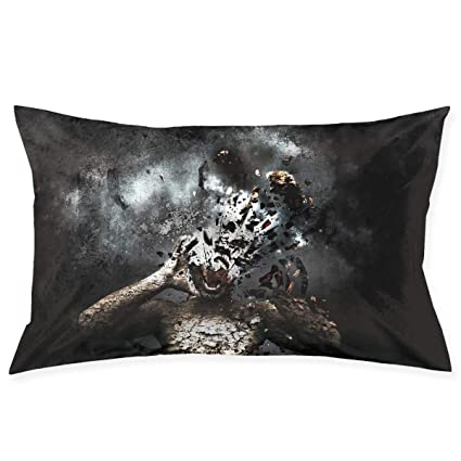 Amazoncom Reteone Weird Wallpapers Funny Art Pillowcase