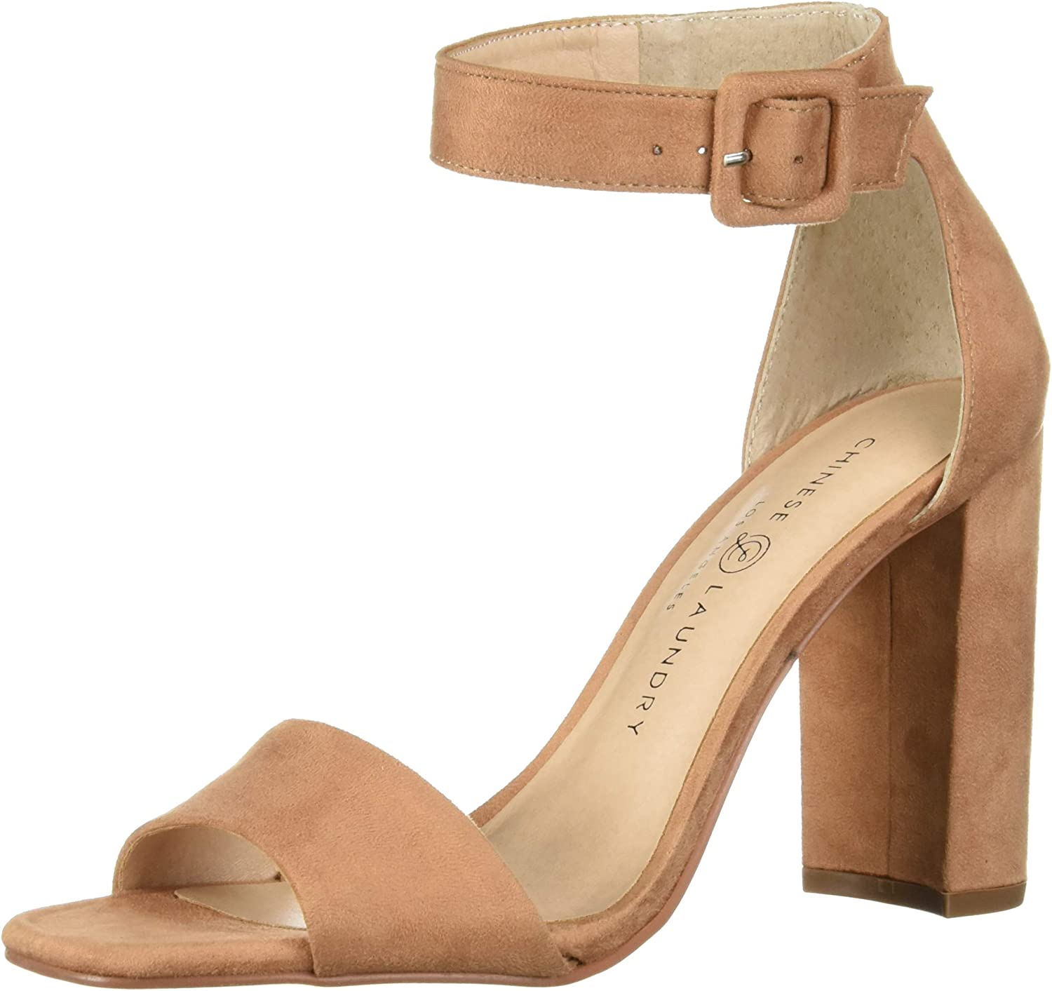 Chinese Laundry Women's Jettie Heeled Sandal