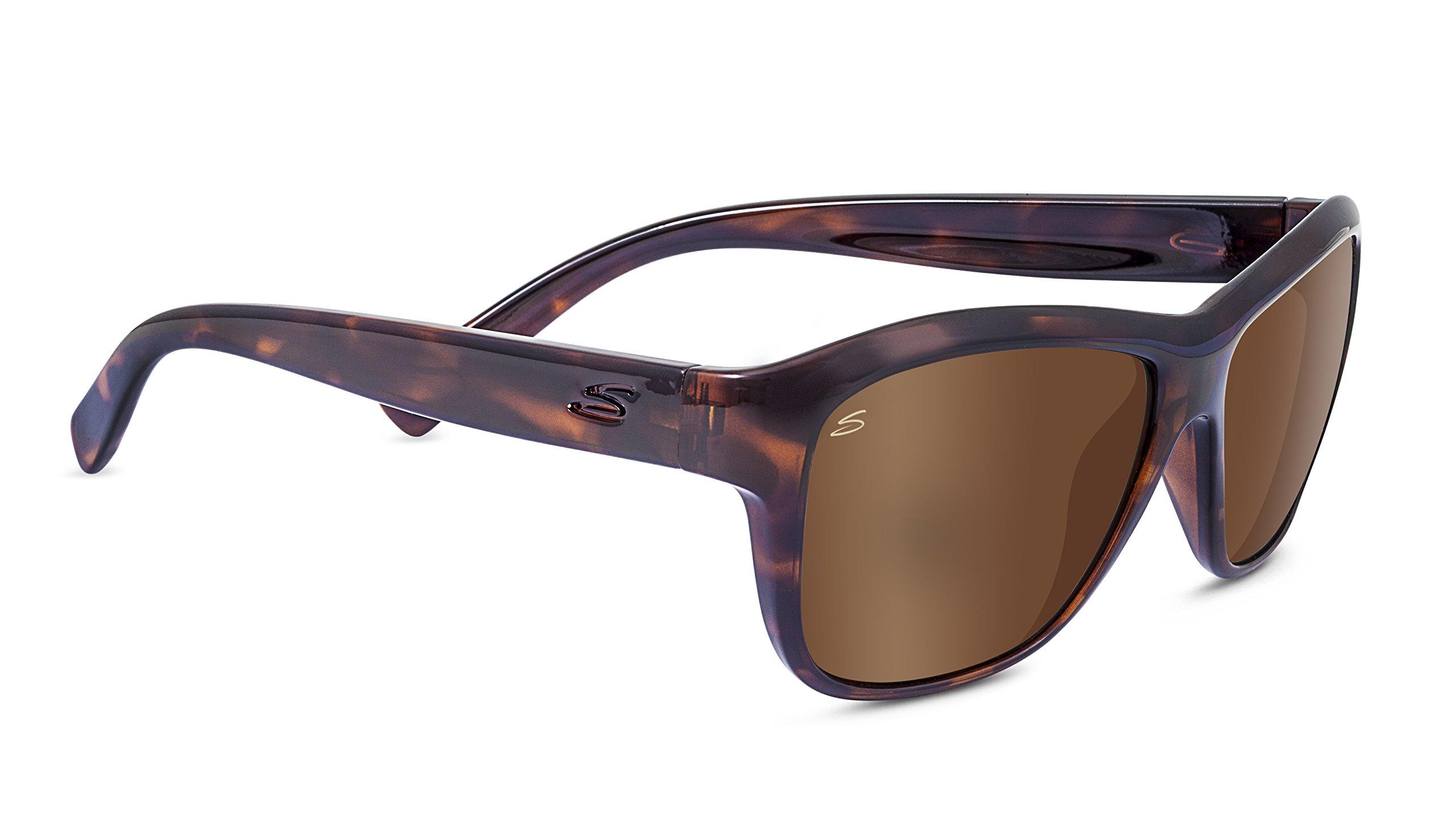 Serengeti 8433-Gabriella Gabriella Glasses, Shiny Dark Tortoise Frame
