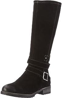 Tamaris Damen 25530 Langschaft Stiefel: : Schuhe