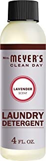 product image for Mrs. Meyer's Clean Day Laundry Detergent, Lavender Scent, 4 ounce Trial Size