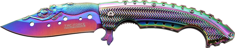 TAC Force 3.75 Blade Spring Assisted Knife