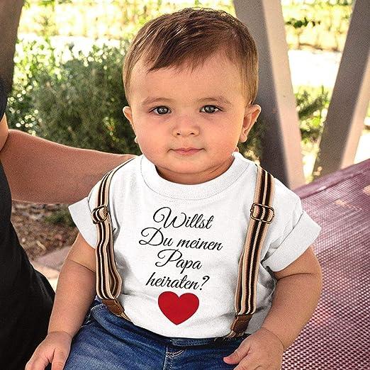 Mikalino Baby//Kinder T-Shirt mit Spruch f/ür Jungen M/ädchen Unisex Kurzarm Wenn Du das lesen Kannst handbedruckt in Deutschland