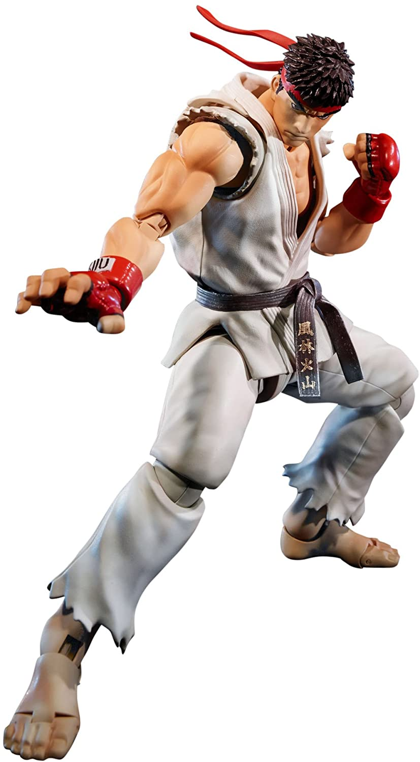 Bandai Tamashii Nations S.H. Figuarts Ryu Street Fighter Action Figure 150mm