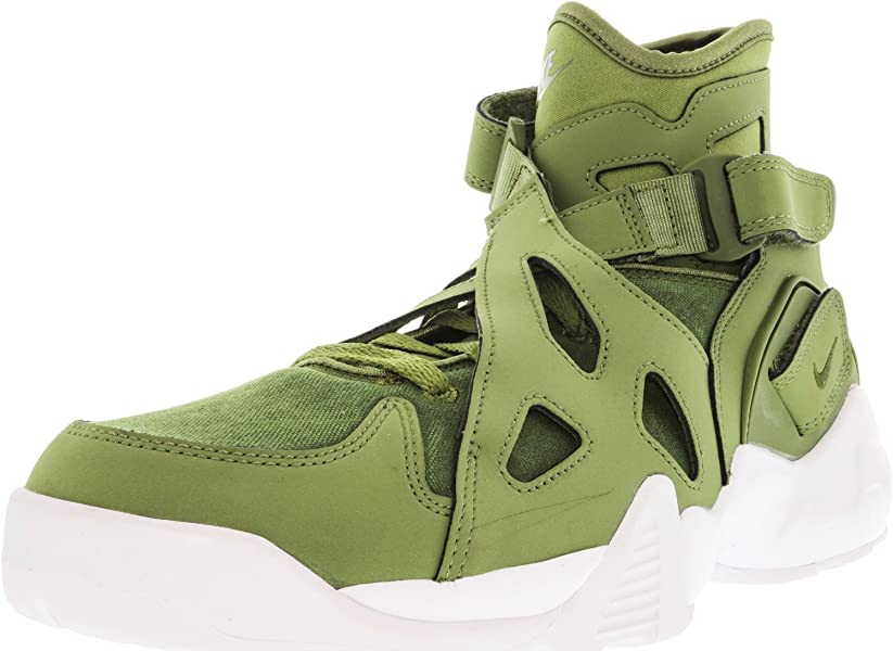 newest c3573 e76d2 Nike Men s Air Max Unlimited Basketball Shoes Palm Green ...