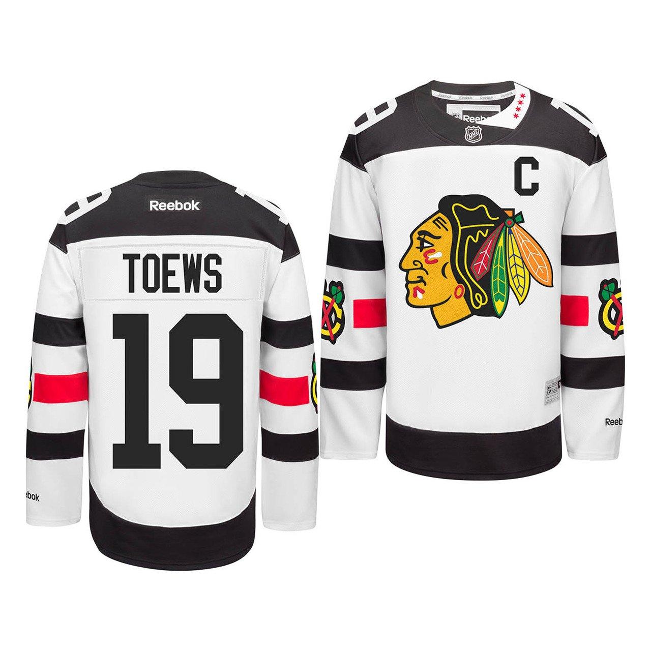 b3004c083 closeout jonathan toews chicago blackhawks 2016 stadium series premier  jersey by reebok hot sale dbfeb 8b8d4