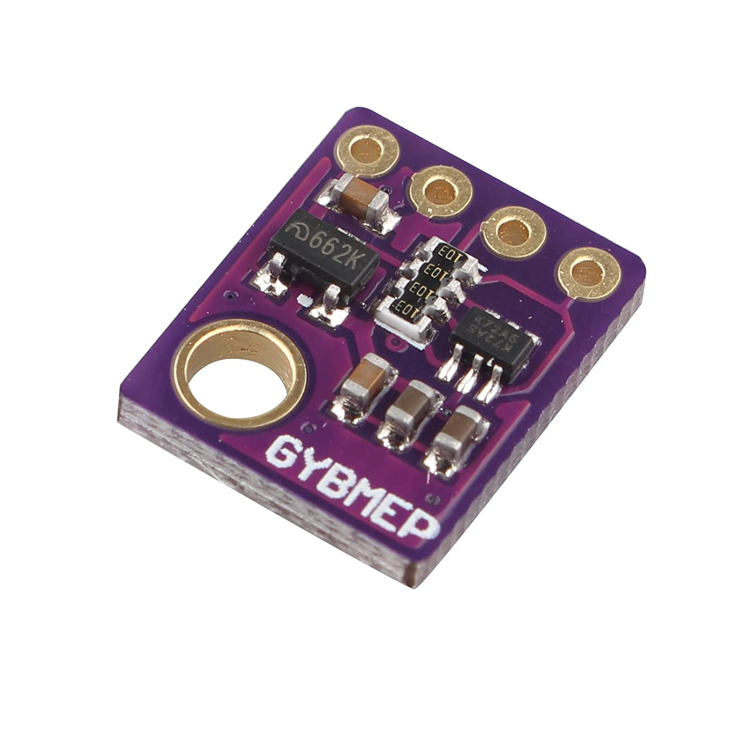 HALJIA GY-BME280 Digital Temperature Humidity Sensor Module Barometric Pressure Sensors Board for Arduino Raspberry Pi DIY I2C SPI 5V 1