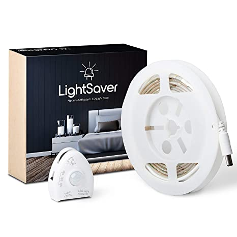 "Tira de Luz LED Con Sensor de Movimiento Livin Well -""LightSaver"""