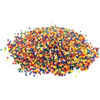 3000pcs Soft Crystal Water Beads Colorful PaintBall Bullets for Water Toy Pearl Shaped Soil Mud Grow Magic Jelly Balls…