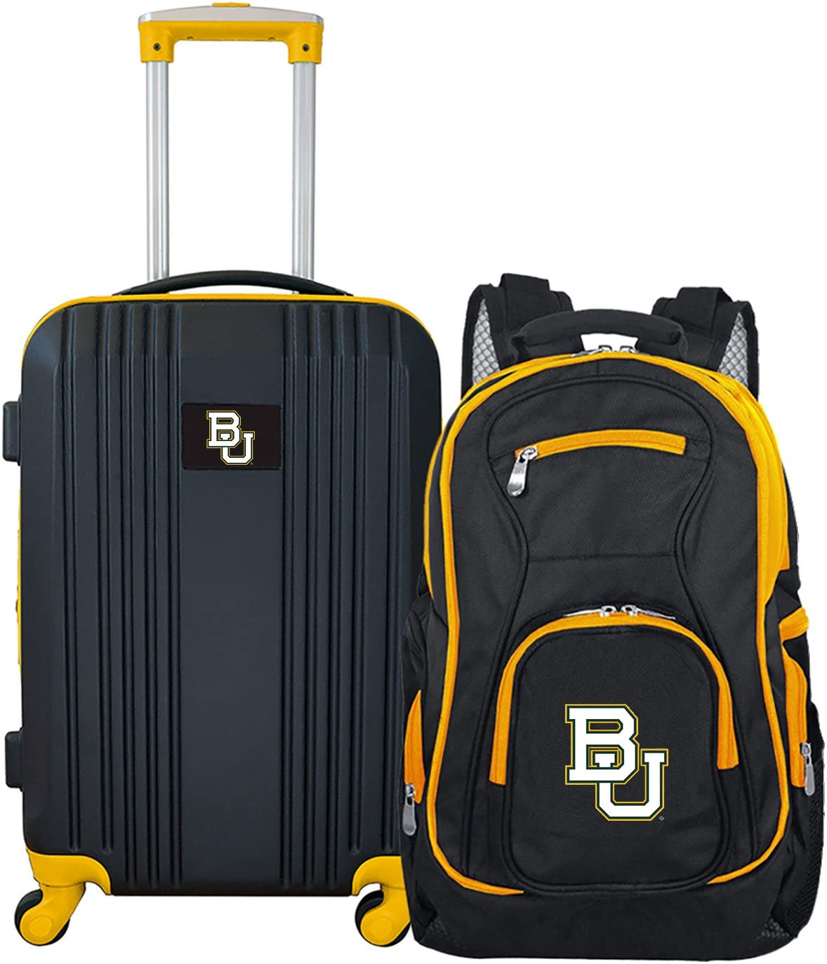 NCAA 2-Piece Luggage Set