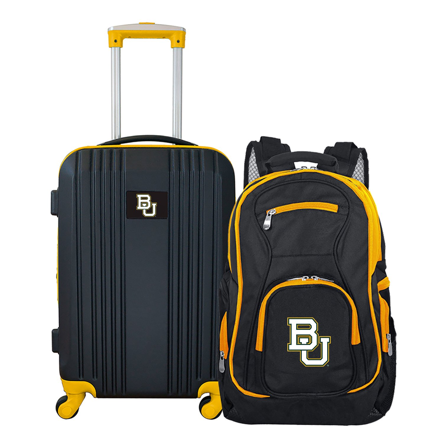 NCAA Baylor Bears 2-Piece Luggage Set