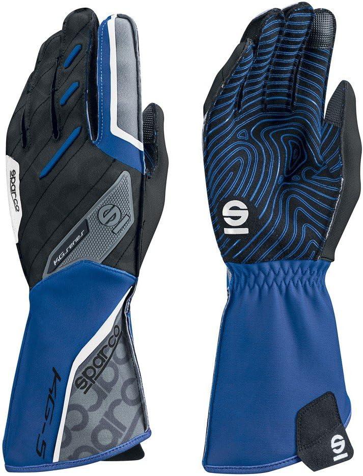 Sparco Motion KG-5 Karting Gloves 002552 Size: 8, Blue