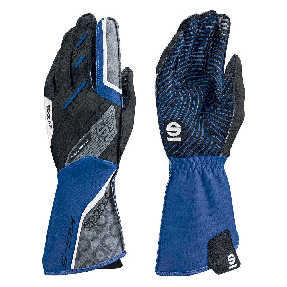 Sparco s00255208az Motion kg-5 Guanti, colore: blu, taglia 08