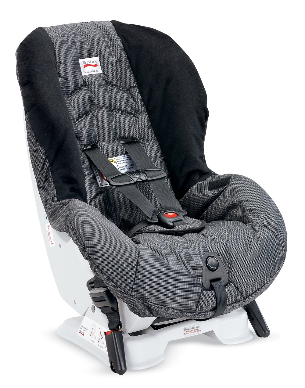 Britax Roundabout 40 Convertible Car Seat Onyx Prior
