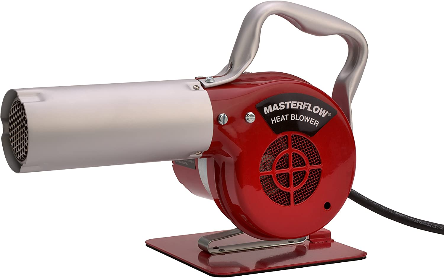 Master Appliance AH-751 Masterflow Series Heat Blower, 750-Degree Fahrenheit 120V 2160 Watts, 18 Amps with 20 Amp NEMA Plug