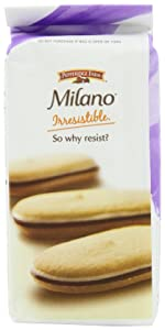 Pepperidge Farm Orange Milano Cookies, 7-Ounce (Pack of 4)