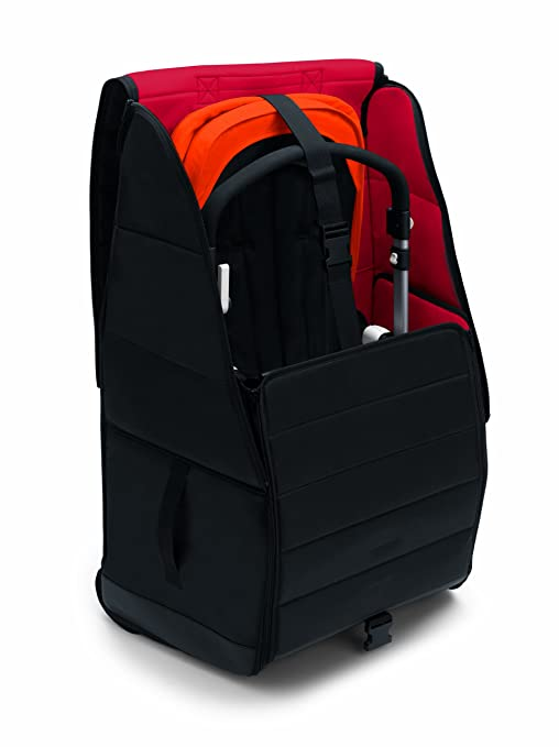 Bugaboo Comfort Transport Bag - Wheeled Stroller Travel Bag with Carrying Handles and Padded Shoulder Straps - Compatible with All Bugaboo Strollers