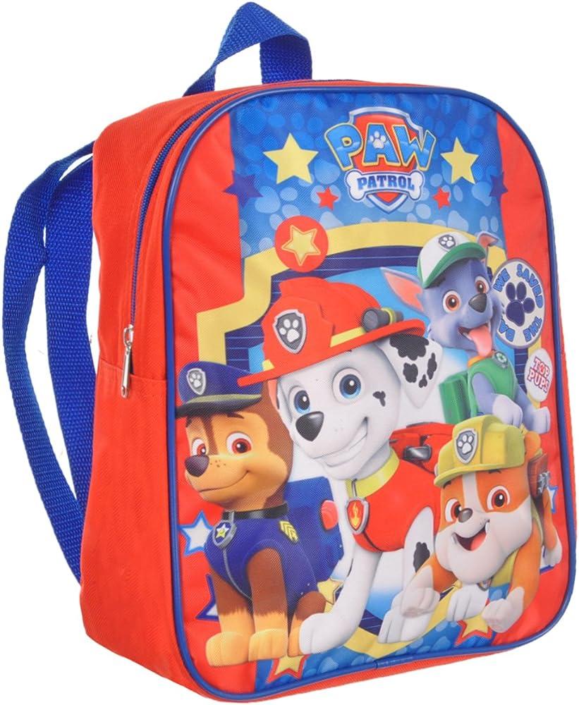 """Nickelodeon Paw Patrol Boy's 12\"""" Backpack"""