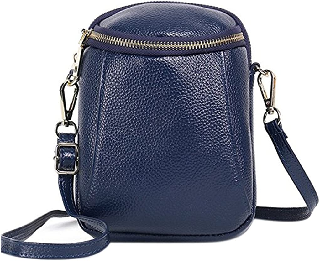RARITYUS Leather Crossbody...