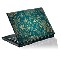 13'3 inch Taylorhe laptop skin protective decal pretty Paisley Vintage