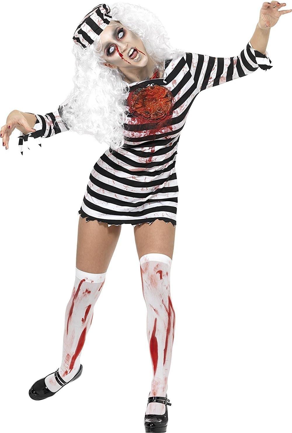 Generique - Disfraz de Presa Zombie para Mujer: Amazon.es ...