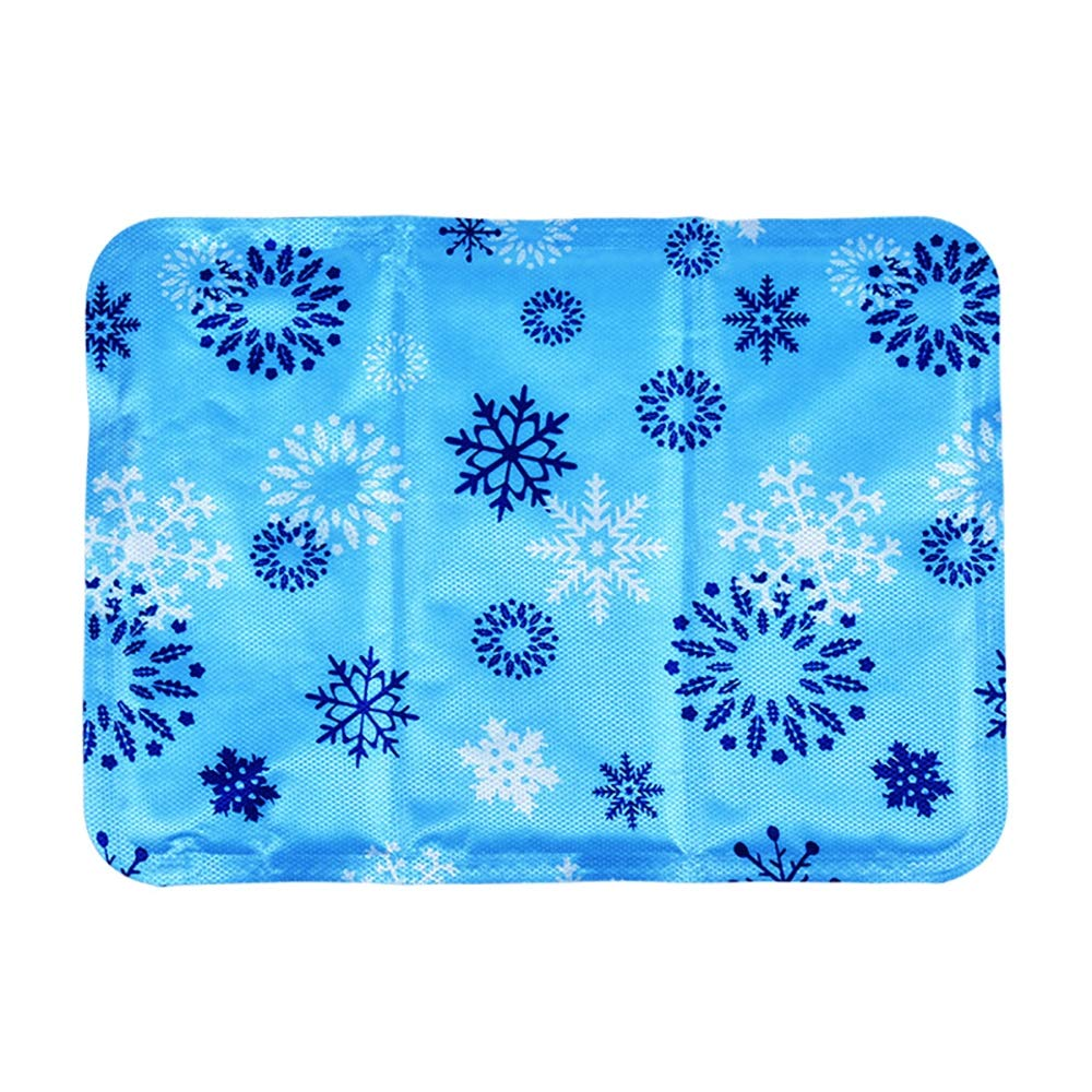 Washable Summer Cooling Mat for Dogs,Help Your Pet Stay Cool This Summer/Avoid Overheating/Ideal for Home & Travel-Pet Products,75x170cm(30''x67'')