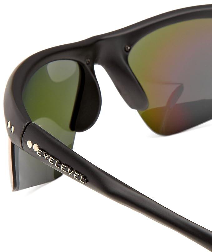 Eyelevel Crossfire 1 - Gafas de sol polarizadas para hombre, color azul, talla única: Amazon.es: Ropa y accesorios