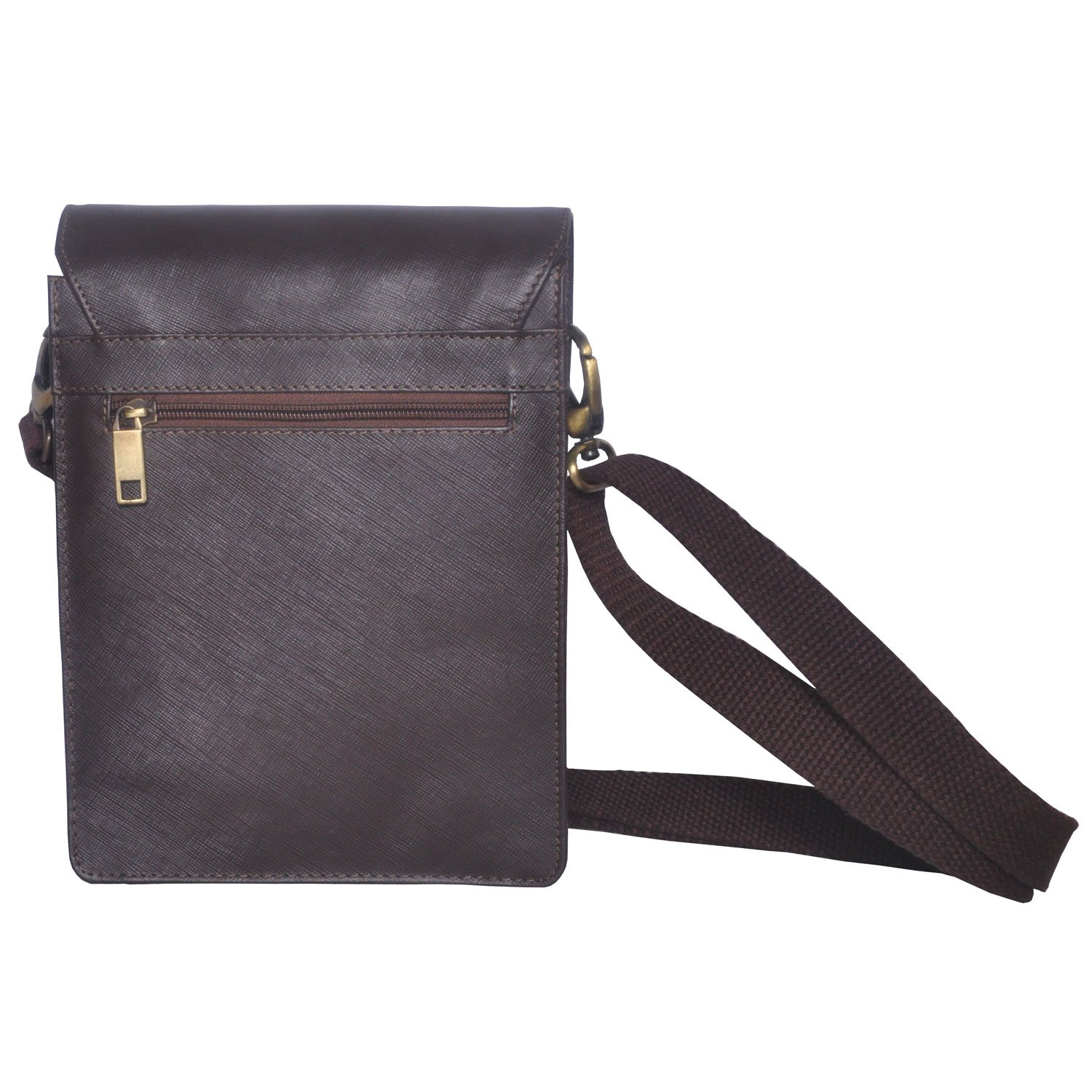 Buy Tamanna Men   Women Normal Brown Genuine Leather Sling Bag Online at  Low Prices in India - Amazon.in 1701e9e9da1c6