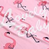 MyFav Big Girls' Summer Pajama Sets Cute Horse