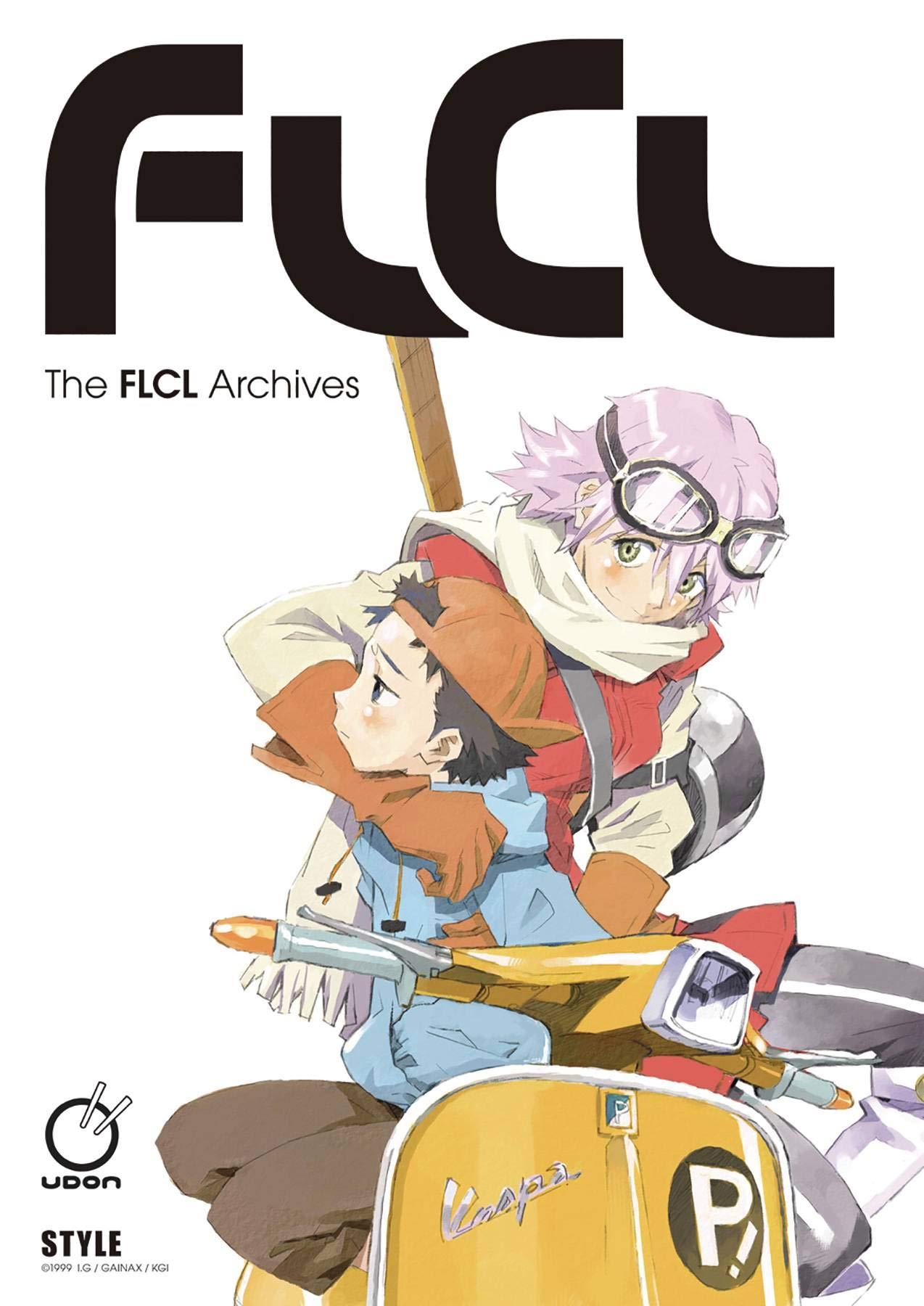 The Flcl Archives Gainax Gainax 9781772940916 Amazon Com Books