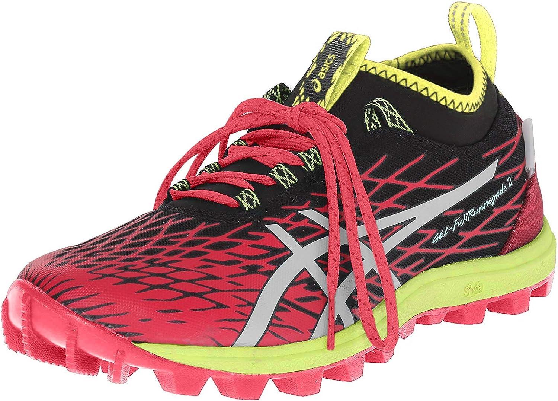 ASICS Womens Gel Fuji Runnegade 2 Trail Running Rhoes (6