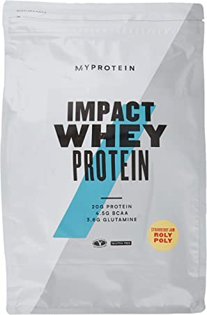 MyProtein Impact Whey Proteína de Suero, Sabor Tarta de ...