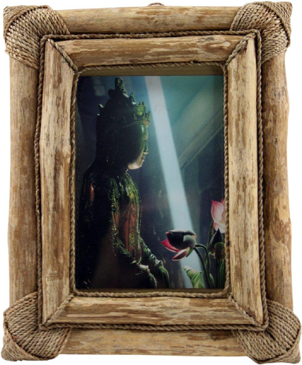 Amazon.de: Guru-Shop Bambus Bilderrahmen, 25x20 cm, Bilderrahmen