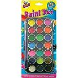 Artbox - Caja de pintura (21 colores)