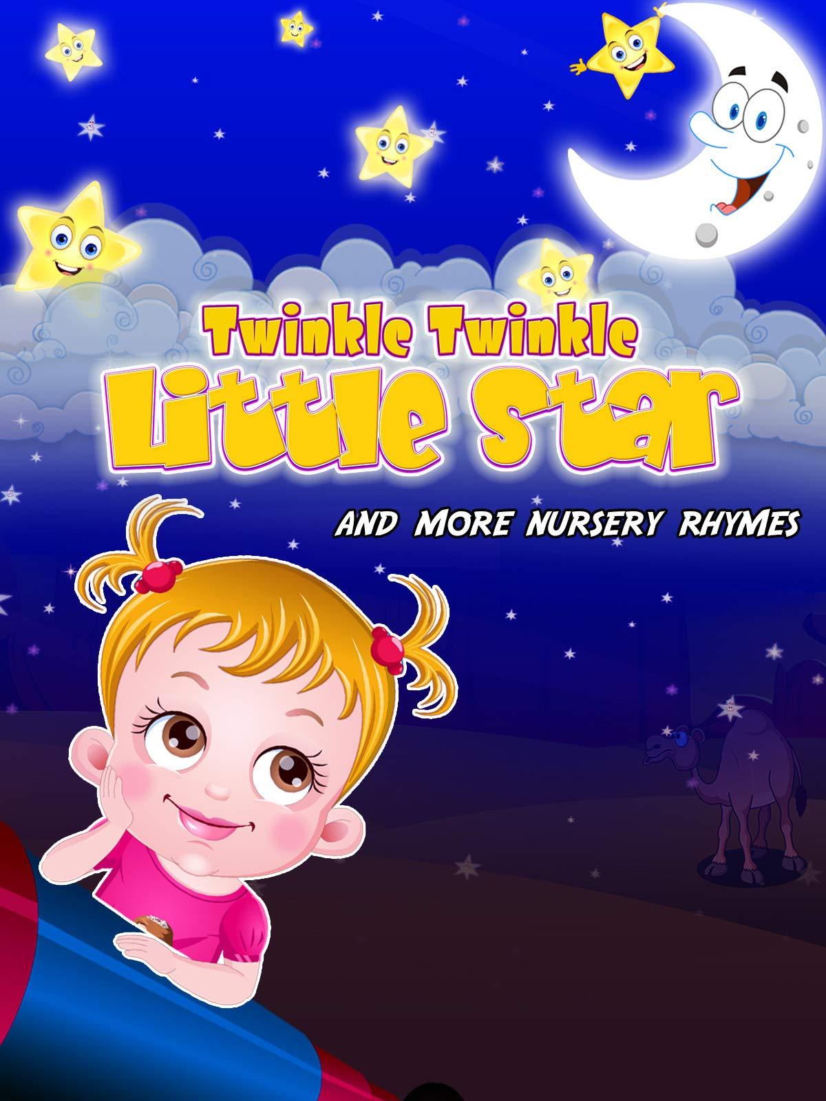 Twinkle Twinkle Little Star And More Nursery Rhymes on Amazon Prime Video UK